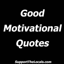 good motivational quotes